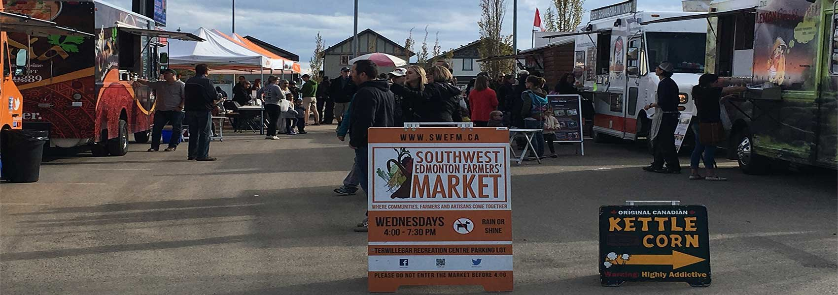Southwest Farmers Market Entrance