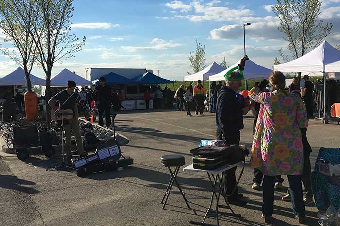 Live Entertainment at Southwest Farmers Market